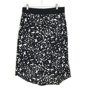 CAbi Dixon Reina Elastic Waist 5321 Floral Skirt